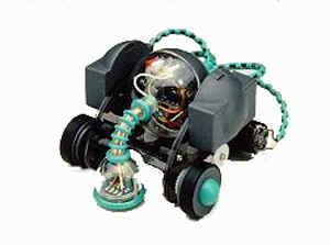 Line Tracker Robot