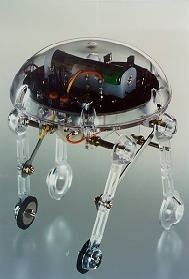 Moon Walker Robot