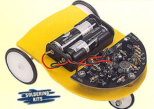 Sound Reversing Robot Car Kit